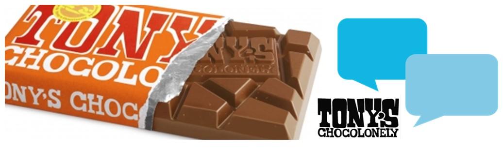 In gesprek met Tony's Chocolonely