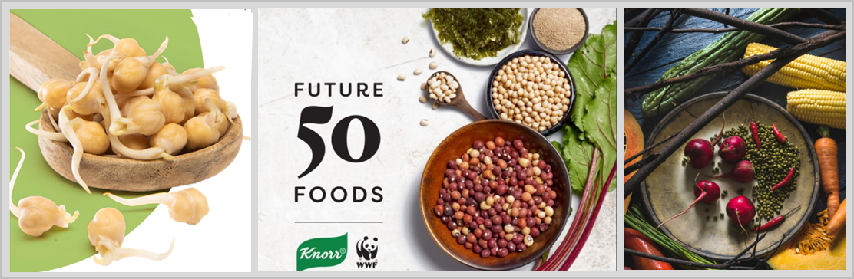 50 future foods